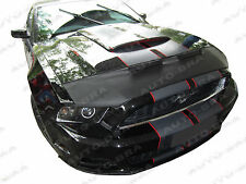 CAR HOOD BRA for FORD Mustang GT Shelby GT500 2010-2014 NOSE FRONT END MASK