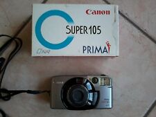APPAREIL PHOTO CANON SUPER 105 PRIMA EN PARFAIT ETAT