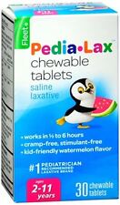 Fleet Pedia-Lax Chewable Tablets Watermelon Flavor 30 Tablets