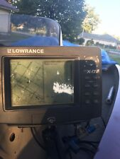 Lowrance LCD-17m Fish Finder GPS