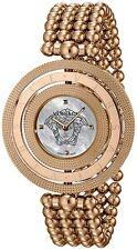 Versace Women's Eon VQT040015 MOP Dial Gold IP Stainless Steel Bracelet Watch