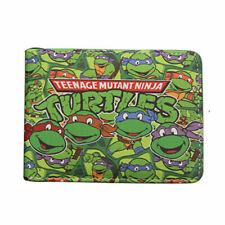 Teenage Mutant Ninja Turtles Men Women Kids Cartoon Leather Bifold Wallet gift