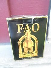 Nrfb Vintage Fao Schwarz Snow Globe - At The Forum - Las Vegas (S9)