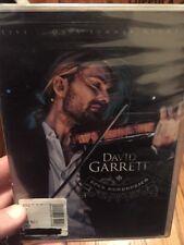DAVID GARRETT: ROCK SYMPHONIES DVD. Brand NEW! FREE Shipping!
