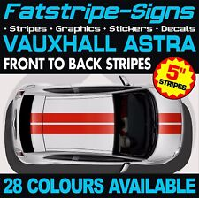 VAUXHALL ASTRA  STRIPES GRAPHICS STICKERS DECALS OPEL VXR MK3 MK4 MK5 MK6 MK7