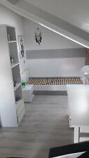 Kinder/Jugendzimmer 6-teilig (Bett,Schrank,Schreibtisch,Rollcontainer,Nachttisch