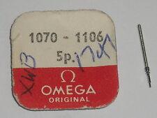 Omega winding stem 1070 tige de remontoir Aufzugswelle 1106