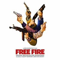 Free Fire: Original Motion Picture Soundtrack [CD]