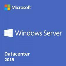 MICROSOFT WINDOWS SERVER 2019 Datacenter 64BIT 9EA-01044