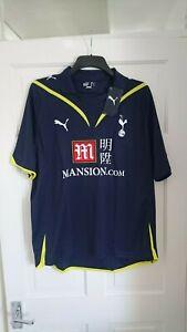 Tottenham Hotspur Spurs Puma 2009/2010 Away Shirt Jersey - L - Brand New!