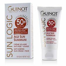 GUINOT Age Sun Summum  Crème solaire anti-âge visage 50 ml SPF50+ NEUF