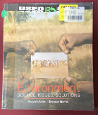 Environment: Science, Issues, Solutions By Molles Instructor/Review Copy
