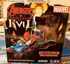 Heroclix Battlegrounds Avengers vs Masters of Evil Starter Set