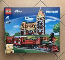 LEGO 71044 Disney Zug mit Bahnhof Disney Train and Station - NEU & OVP - MISB