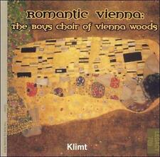 ROMANTIC VIENNA - THE BOYS CHOIR OF VIENNA WOODS!! NEW!!!