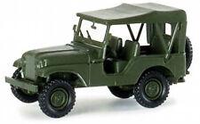 HO 1/87 Minitanks # 741323  Willy's Jeep  M 38 A 1 : 713 US Army