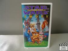 Star Wars Animated Classics - Ewoks: The Haunted Village (VHS, 1997)