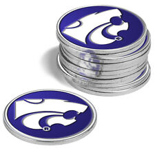 Kansas State Wildcats 12 Pack Golf Ball Markers