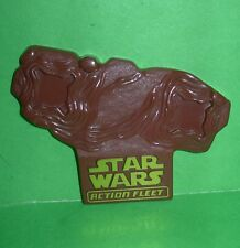 Star Wars AOTC Micro Machines DISPLAY STAND #5 for Action Fleet AT-TE 2002