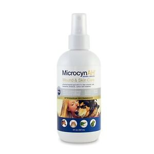 MicrocynAH Wound and Skin Care Hydrogel 8oz