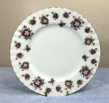 Vintage Royal Albert Bone China Sweet Violets Plate