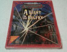 Dungeons & Dragons Ravenloft BRAND NEW A Light in the Belfry audio cd adventure