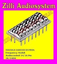 AudioControl Modulo Per Crossover Elettronico 80 Hz 14 Pin 18 Db NUOVO
