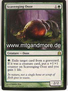Magic Commander EDH - 1x Scavenging Ooze
