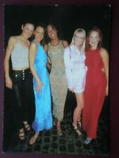 POSTCARD L2 MUSICIANS L2-10 SPICE GIRLS - READY FOR PARTYING