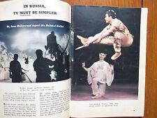 Ju-1959 TV Guide(BOLSHOI BALLET/GLORIA WINTERS/KEEP TALKING/DAVE KING/BILLY GRAY