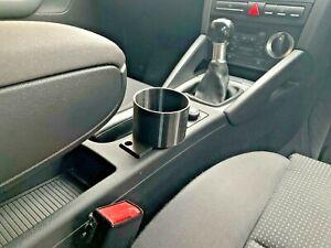 Audi A3 8P / A4 B8 single cup holder