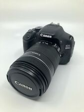 Canon EOS 600 D Kit + EF-S 18-135 mm