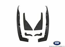 14-15 Chevrolet Camaro Front & Rear Splash Guard Package 23114083 Black OEM GM