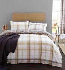 Lenzuola e biancheria da letto a quadri Catherine Lansfield