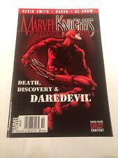 Marvel Knights Magazine # 6 , 2001