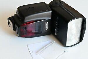 Canon Speedlite 580EX II  (FAULTY PLEASE READ IN FULL)