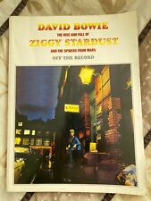 More details for david bowie ziggy stardust off the record complete music book tab vg rare 1992