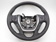 OEM Honda Pilot EX-L Steering Wheel Scuffs and Rubs on Surface