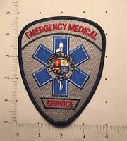 Catawba County Emergency Medical Service Patch - EMS - North Carolina