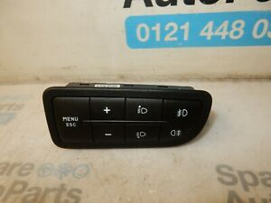 FIAT PUNTO EVO (2009 - 2012) HEADLIGHT SWITCHES WITH FRONT AND REAR FOG