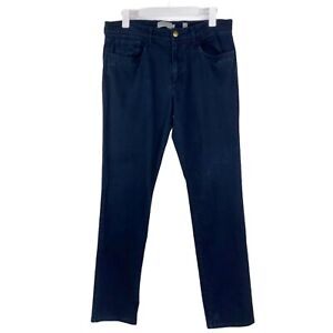 Vince. Dylan 5 Pocket Slim Relaxed Fit Dark Blue Pants Straight Leg Size 33 x 32