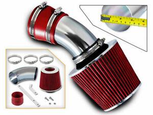 BCP RED 1999-2005 BMW E46 3-Series 323 325 328 330 Short Ram Intake Kit+Filter
