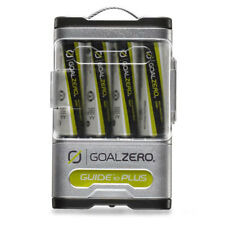 Goal Zero Guide 10 Plus Power Bank USB Portable Mobile Charger with Torch