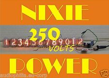 Magic eye power supply up to 12 NIXIE  120...250v & 5v 1A (160v 180v 200v tube)