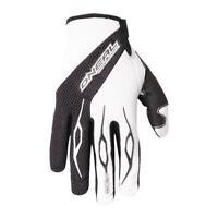O'Neal Handschuhe Motocross Mountainbike MTB DH Motorrad Fahrrad schwarz weiss