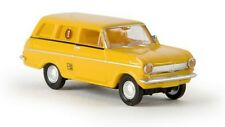 "Brekina 20364 - 1/87 Opel Kadett a Caravan ""correo danés"" (DK) - nuevo"