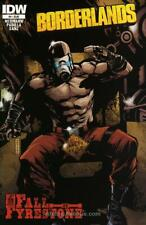 Borderlands: The Fall of Fyrestone #4 VF/NM; IDW | save on shipping - details in