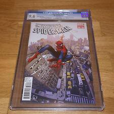 The Amazing Spider-Man #700 Olivier Coipel Variant (CGC 9.6)