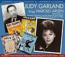 Sings Harold Arlen [3/11] * by Judy Garland (CD, Mar-2016, 2 Discs, JSP (UK))