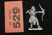Games Workshop Lord of the Rings Lurtz with Bow Orc Captain LoTR Metal Rare OOP